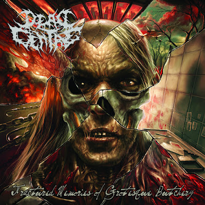 Recenze/review - DEAD CENTRE - Fractured Memories of Grotesque Butchery (2017)