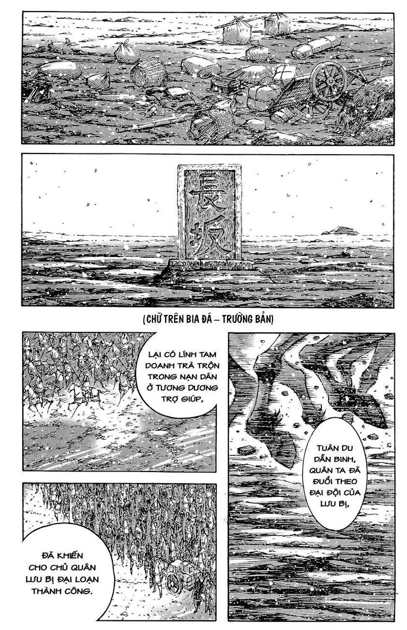 Hỏa phụng liêu nguyên Chương 388: Công tử khóc rồi [Remake] trang 1