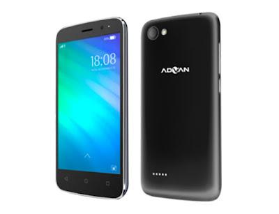 Advan S4T Full Spesifikasi dan Harga Terbaru, Smartphone Lollipop Kamera 2MP+LED Flash Murah meriah