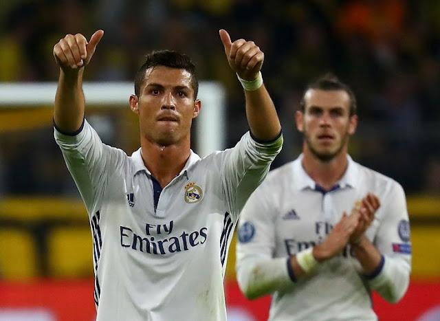 La renovación de Ronaldo activa el interés de adidas por sacar a Bale del Madrid
