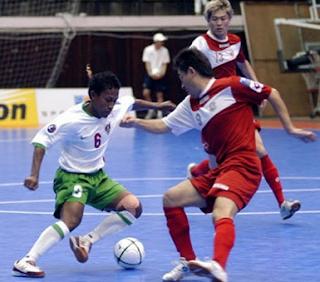 Futsal : Pengertian, Sejarah, Ukuran Lapangan beserta perlengkapannya