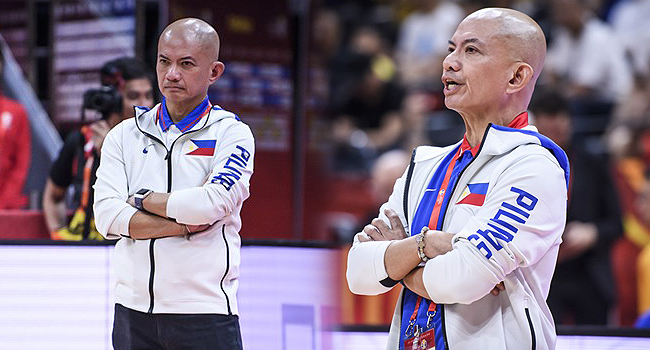 Yeng Guiao Steps Down as Gilas Pilipinas Head Coach