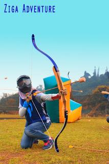 harga paket archery di bogor