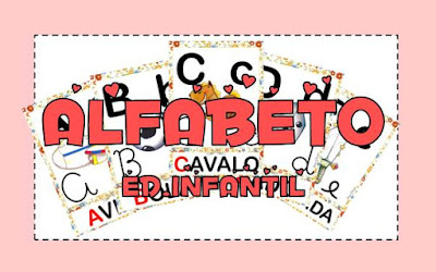 ALFABETO, alfabeto de parede,  Ensino fundamental, alfabeto ilustrado