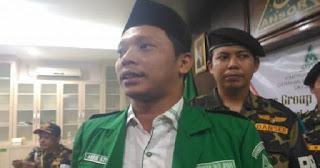 GP Ansor Siapkan Ribuan Banser Bantu TNI/Polri Hadang People Power