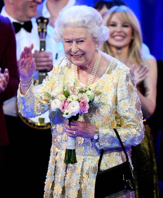 Queen Elizabeth celebrates 92nd Birthday with Star-Studded Concert | Performances from Craig David, Shaggy, Kylie Minogue, Sting, Shawn Mendes