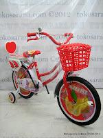 1 Sepeda Anak Everbest 18-1139-8 Lollipop Girl 18 Inci