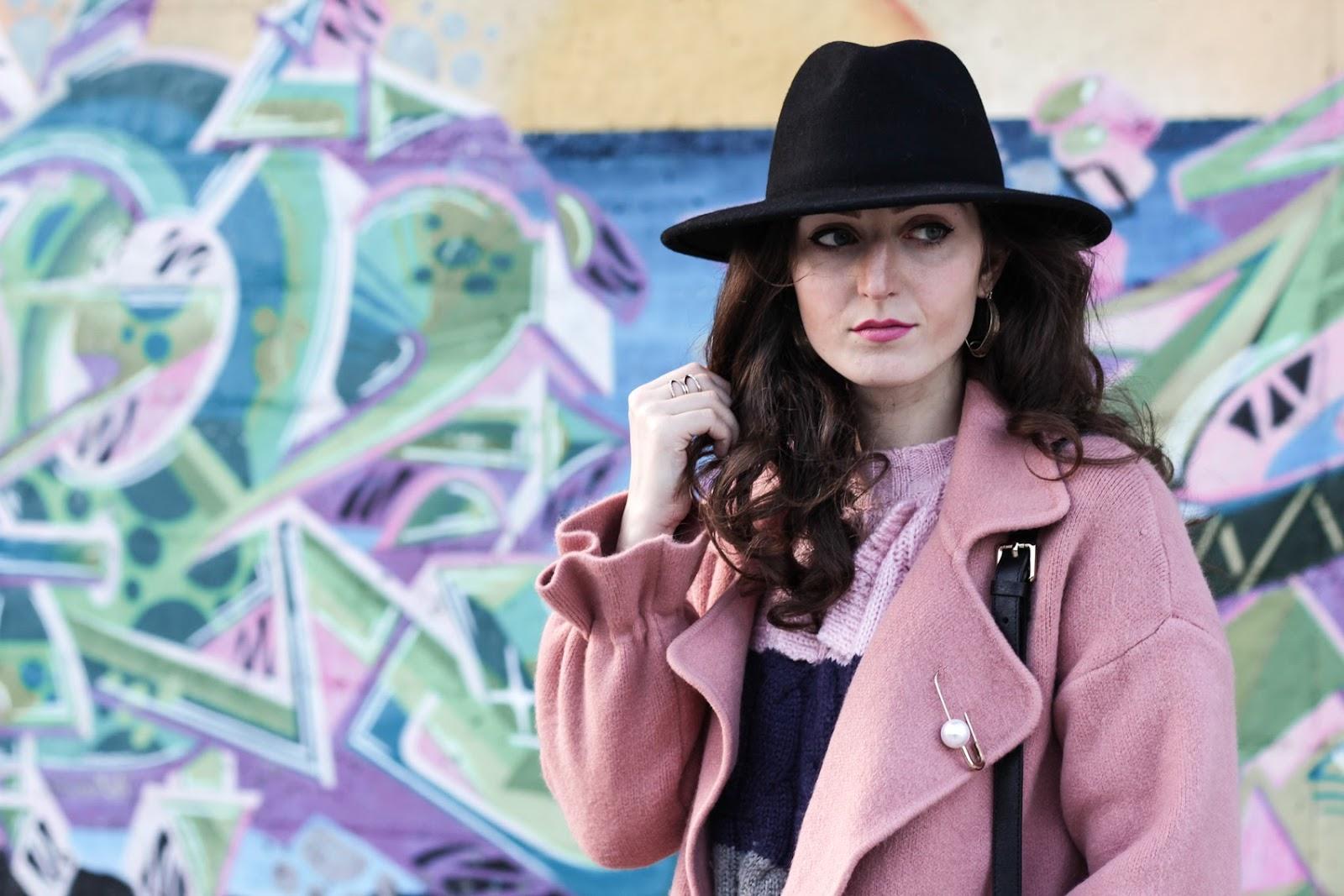 Stivaletti multicolor in inverno: il mio look vintage!
