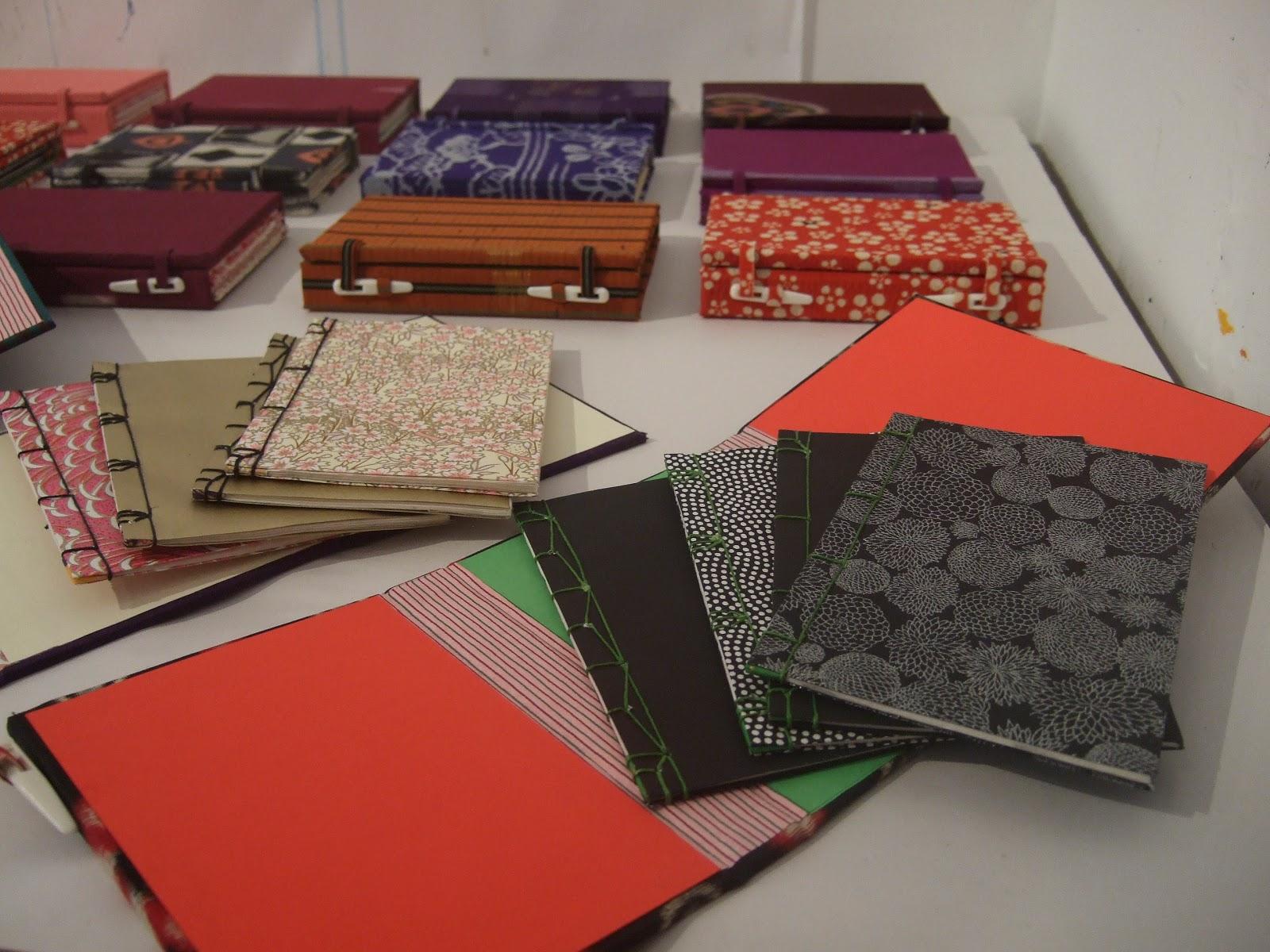 bridge house art portfolio courses scotland japanese book making