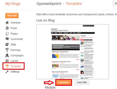 template-par-click-karne-ke-bad-html-par-clik-kare