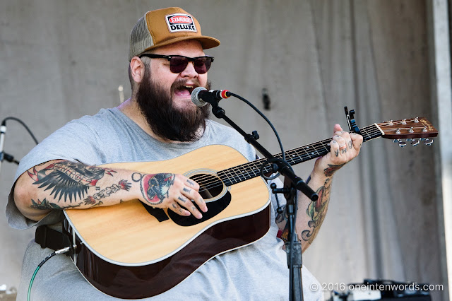 John Moreland at The Toronto Urban Roots Festival TURF Fort York Garrison Common September 16, 2016 Photo by John at One In Ten Words oneintenwords.com toronto indie alternative live music blog concert photography pictures