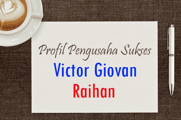Victor Giovan Rairhan