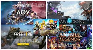 5 Game Online Android Populer Di dunia Saat Ini