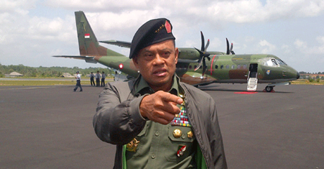 Video 2 Perwira AU Berkelahi Beredar di Medsos, Ini Kata Panglima TNI