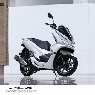 PT. Astra Honda Motor (AHM) sudah memasarkan produk baru mereka yaitu All New Honda PCX 150.
