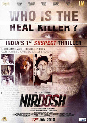 Nirdosh 2018 Hindi Pre-DVDRip 700MB x264