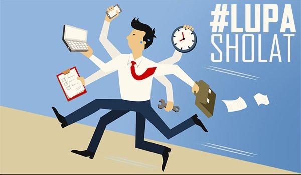 #3 Hukum Bagi Orang Meninggalkan Sholat 5 Waktu Menurut Ulama Fiqih