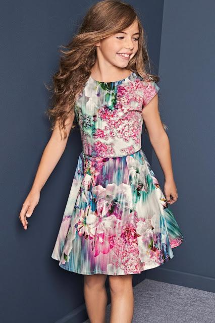 vestidos de niña para reina
