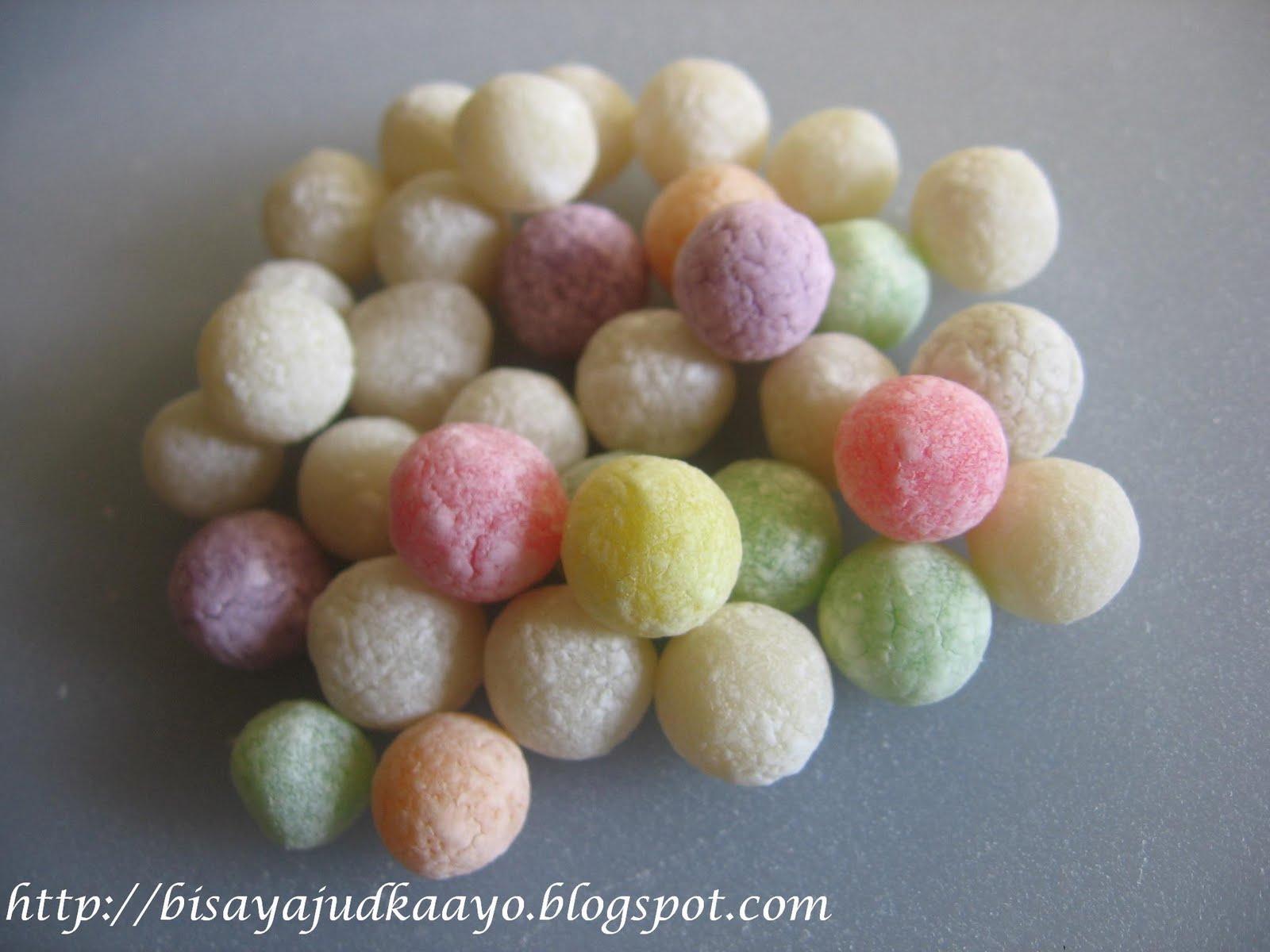 Cooked Fruit Cake Balls