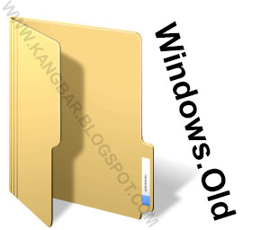 Folder Windows.old