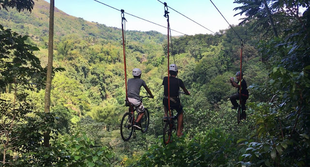 Things to do in Bukidnon kampojuan Eco Adventure Park in Manolo Fortich Bukidnon