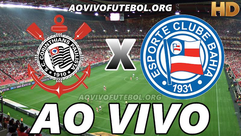 Corinthians X Bahia Ao Vivo Na Tv Hd Ao Vivo Futebol