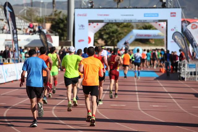 media maraton malaga 2018
