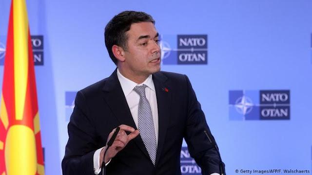 Ντιμιτρόφ: Η Συμφωνία των Πρεσπών δημιουργεί προοπτικές