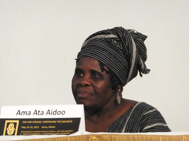 DSCF1513 Ama Ata Aidoo: One Of The Africa`s Oldest Best Author, Feminist, Academician, An Internationally Recognized Literary Giant And Intellectual Ghanaian Figure