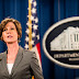 YOU'RE FIRED! Acting Attorney General Sally Yates shown the door by Trump