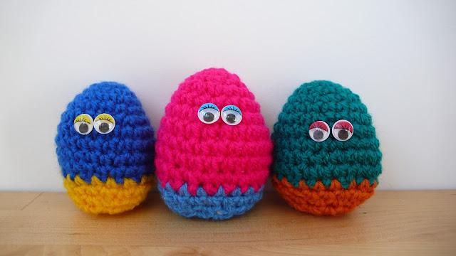 Huevos-Pascua-Ganchillo
