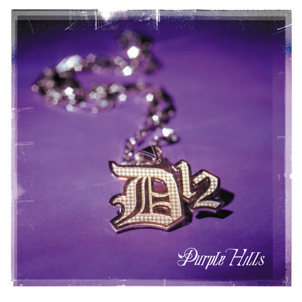 D12 - Purple Hills - Single Cover