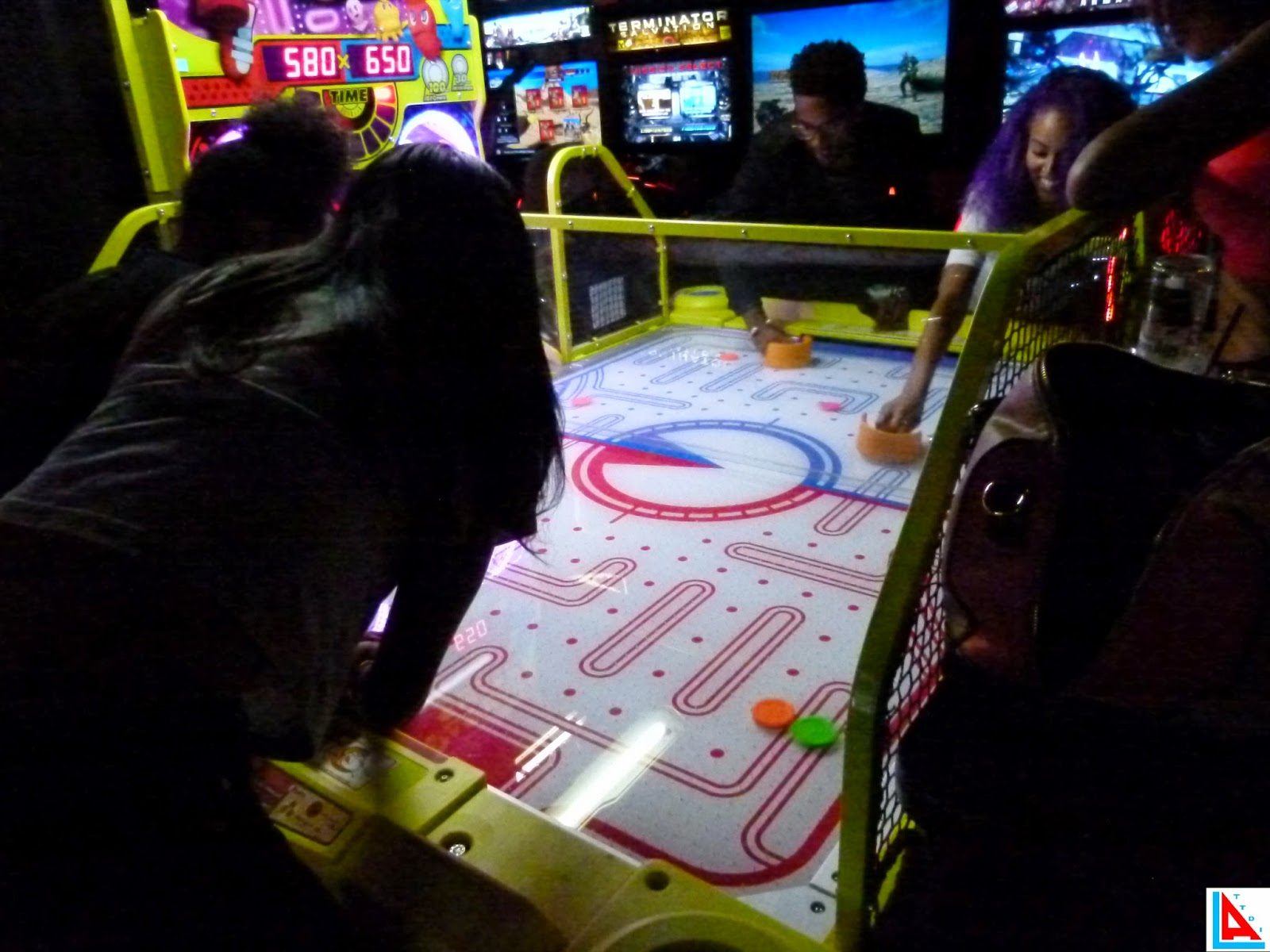 Things To Do In Los Angeles: Dave & Buster's Grand Opening Hollywood