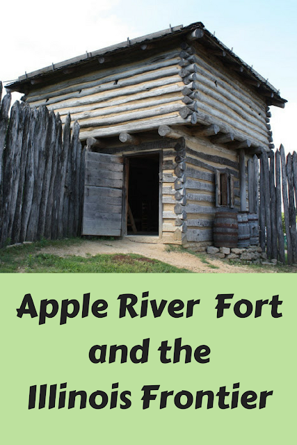 Apple River  Fort and the Illinois Frontier