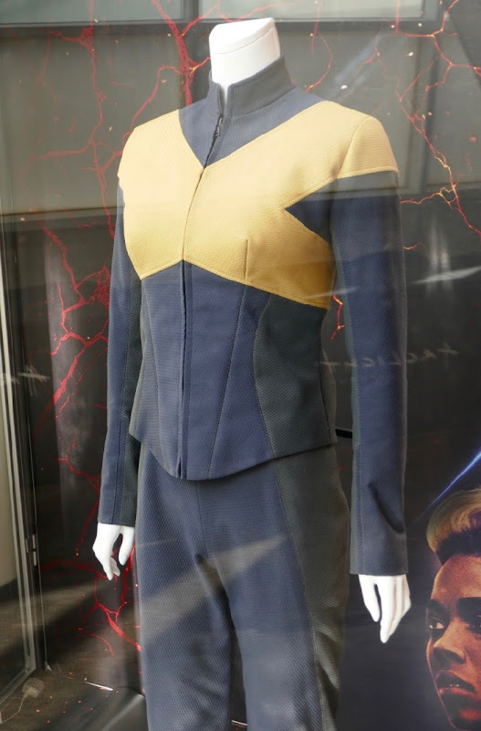 Jean Grey X-Men uniform Dark Phoenix