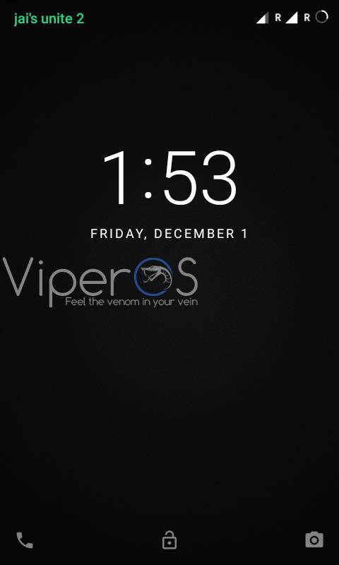 ROM][7 1 2][Wakemod][mtk6582] Viper OS V3 1 1 Nougat For Micromax