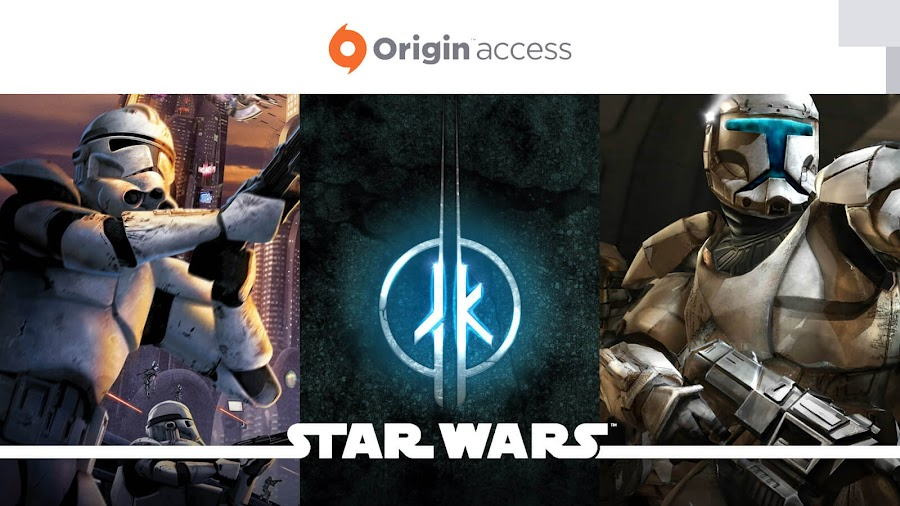 ea star wars games origin access battlefront 2 pc game