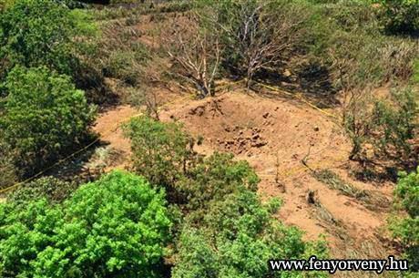 Meteorit csapódott be Nicaragua fővárosában