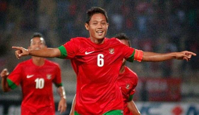 Profil dan Foto Evan Dimas Timnas U-19