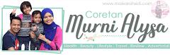 Edit Template dan Design Header Blog Coretan Murni Alysa