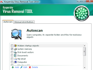 Download Kaspersky Virus Removal Tool 2017.7.11