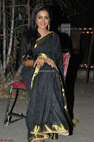 Sowjanya in Black Saree ~  027.JPG