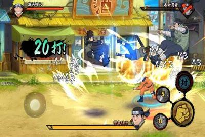 Naruto Mobile Apk