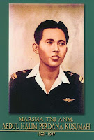 gambar-foto pahlawan nasional indonesia, Halim Perdana Kusumah