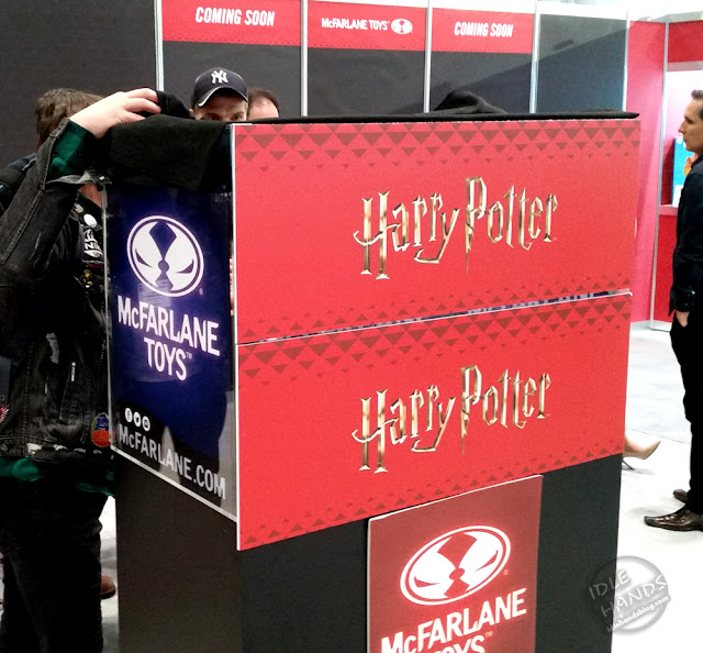 Toy Fair 2019 McFarlane Toys Harry Potter Action Figures 001