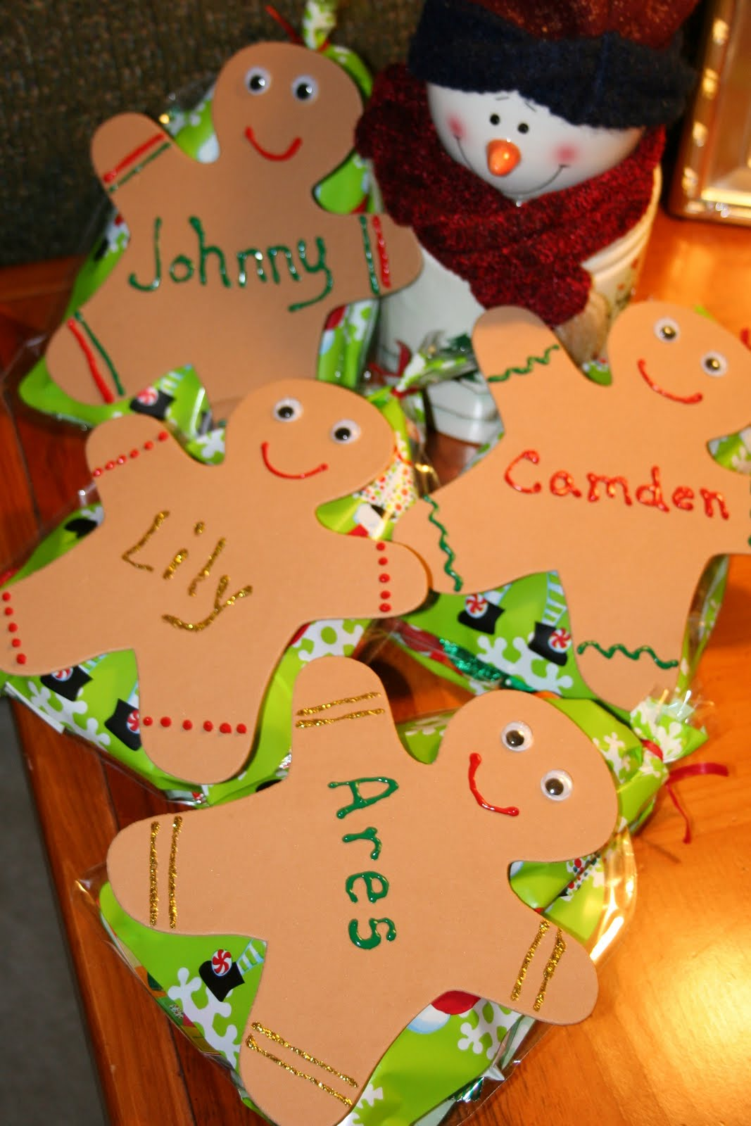 The Logan S Preschool Christmas Party