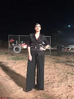 Neha Dhupia In lulu and sky and Swarovski on the sets of roadies Rising (2) ~ .jpeg
