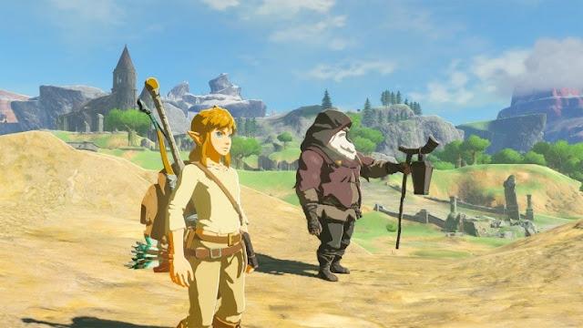 عملية تطوير الجزء المقبل من سلسلة The Legend of Zelda إنطلقت منذ فترة !