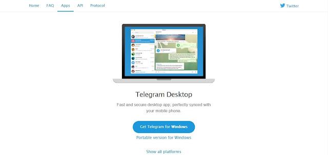 Телеграм для компьютера