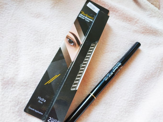 [Review] Pensil Alis Otomatis Purbasari Ultra Smooth Brow Liner